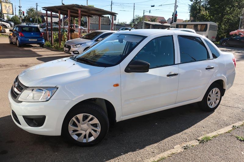 Дешевый прокат авто в Краснодаре - Лада Гранта напрокат